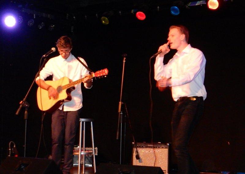 Kasper en Cody