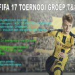Fifa-toernooi groep 7 en 8