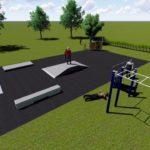 Sponsors gevraagd nieuw skatepark